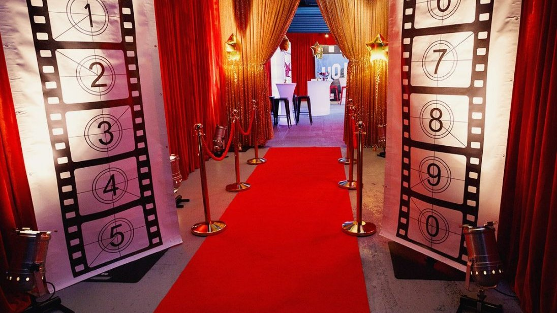 hollywood party theme