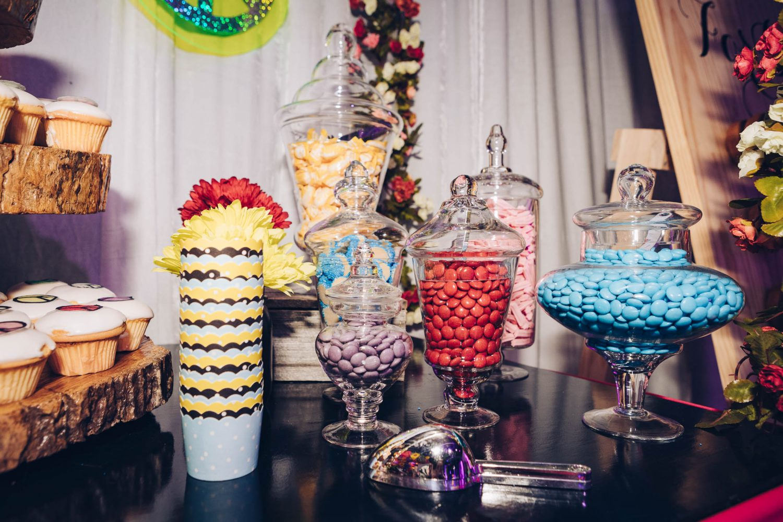 candy buffet hire
