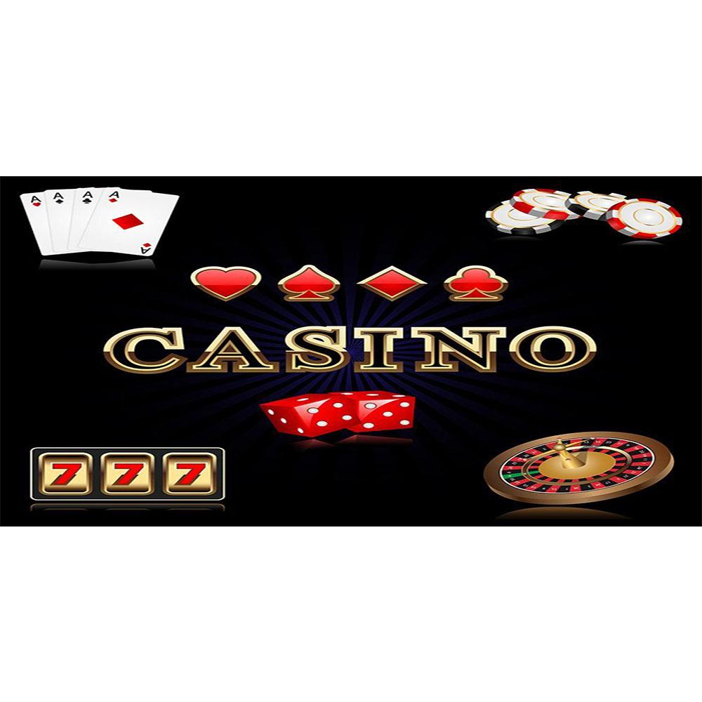 Large Casino Backdrop Hire Melbourne